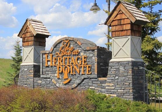 Heritage Pointe Homes Condos Heritage Pointe Calgary