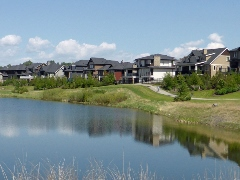 Homes in Watermark, Calgary